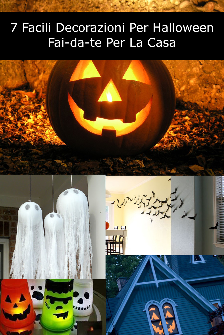 Home staging italia - Decorazioni halloween fatte in casa ...