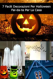 7 Facili Decorazioni Per Halloween Fai-da-te Per La Casa
