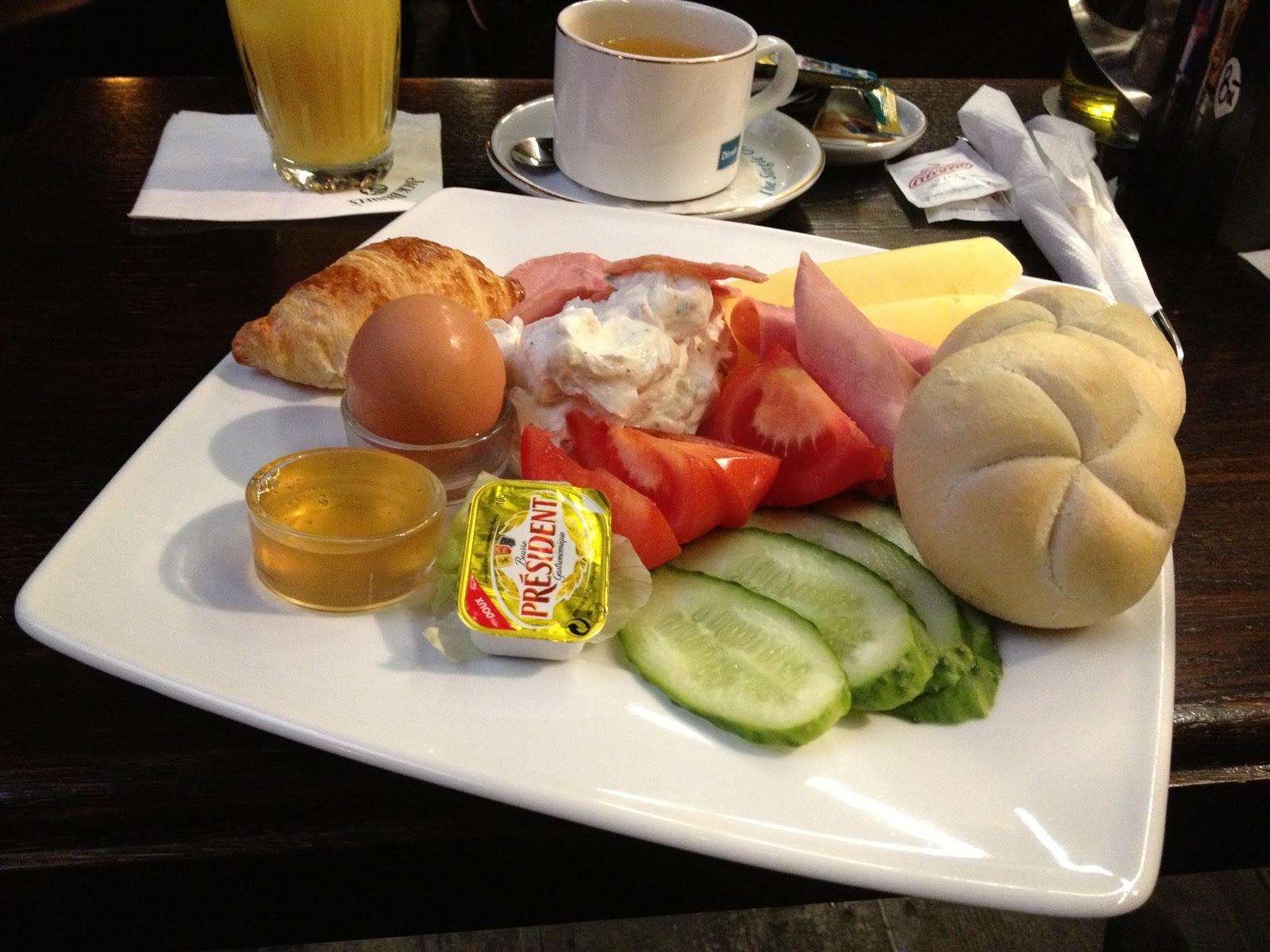 typical polish breakfast - HD1600×1200