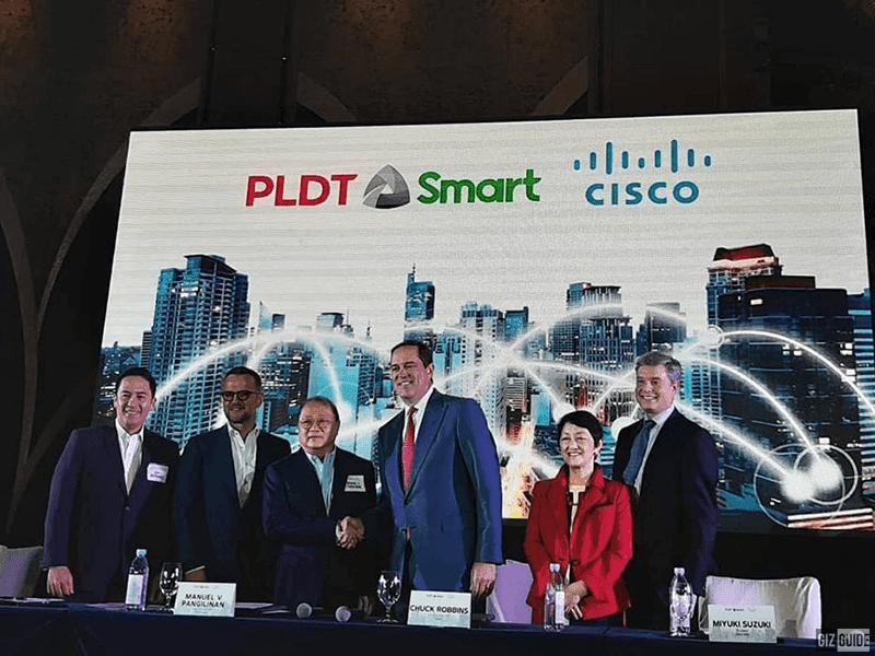 PLDT taps Cisco to build 5G-ready IP transport infra