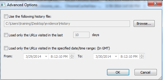 DFIRDave: When Seconds Matter, Accurate Chrome History is