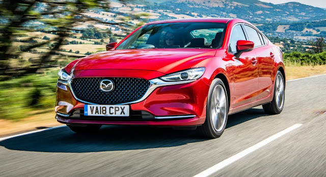 Mazda, Mazda6, New Cars, UK