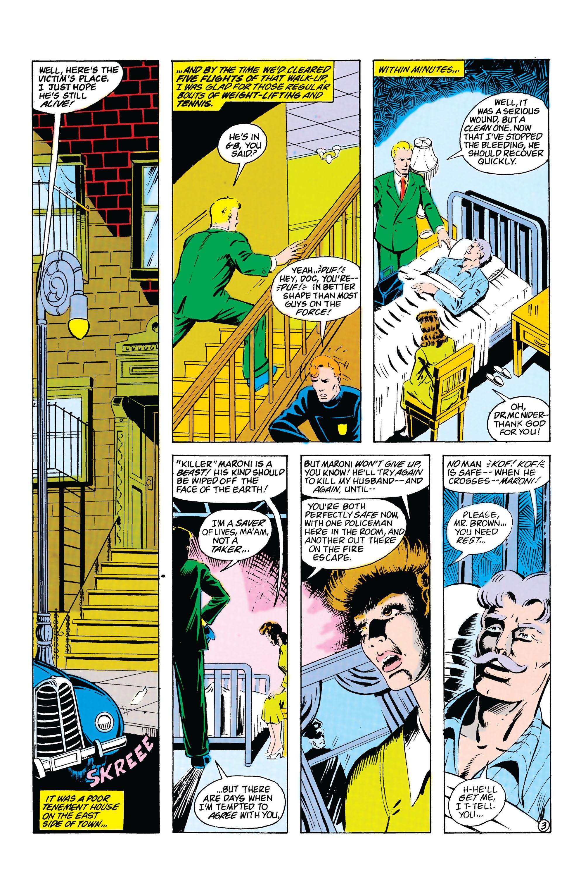 Read online Secret Origins (1986) comic -  Issue #20 - 22