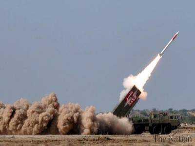 Nasr Missile Tested