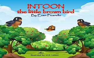 Intoon the little brown bird