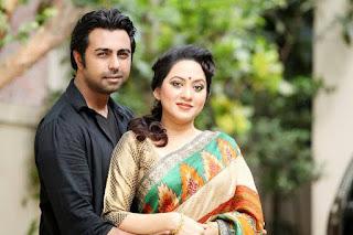 Tarin Jahan and Ziaul Haque Apurbo
