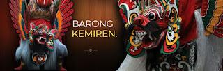 Barong Osing Desa kemiren