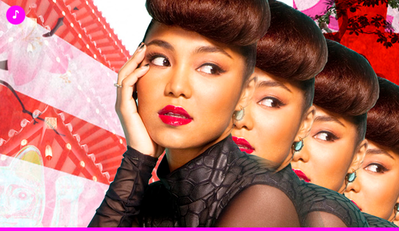 Crystal Kay - Dum ditty dumb | Random J pop