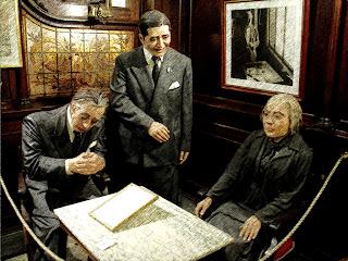 Frequentadores Ilustres do Gran Café Tortoni, em Buenos Aires
