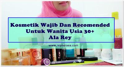 kosmetik untuk wanita usia 30 tahun
