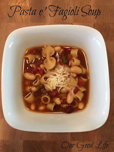 Pasta e' Fagioli Soup