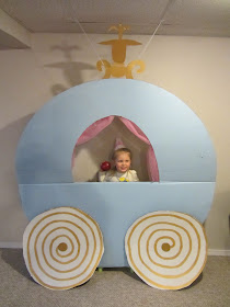 Carriage Photo Booth by I Wanted It All