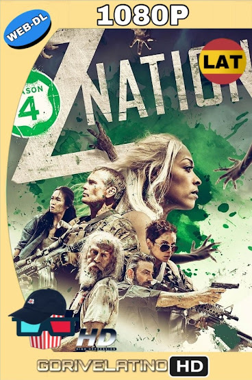 Z Nation Temporada 4 WEB-DL 1080p Latino-Ingles mkv
