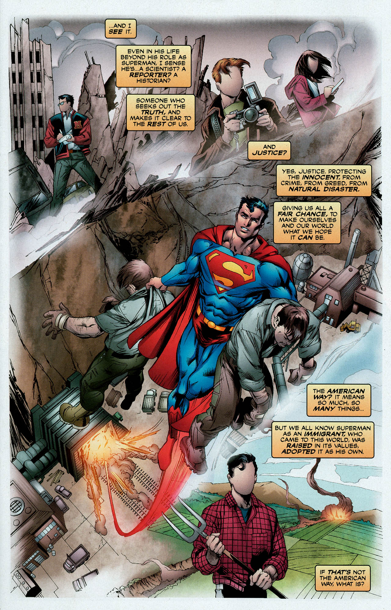 Read online Trinity (2008) comic -  Issue #6 - 10