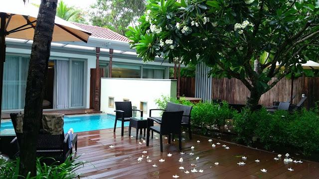 Taj Exotica, Goa - A Review - Resort, Rooms, Around the Property - PART 1