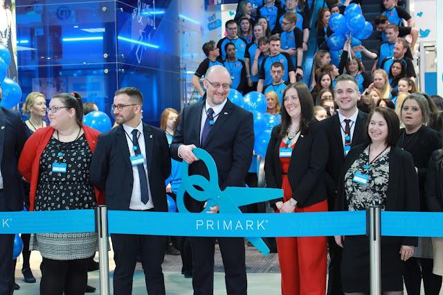 Primark York Store Opening