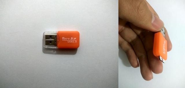 Cara Jitu Mengubah Micro SD menjadi Flashdisk Hybrid