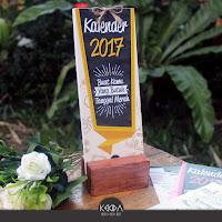 Jual Kalender 2017 | Katalog Kalender Cuti Kekida