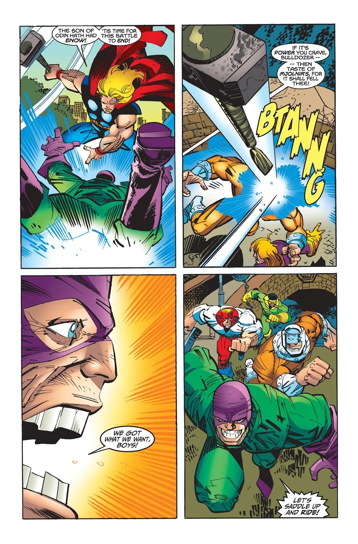 Thor (1998) Issue #28 #29 - English 21