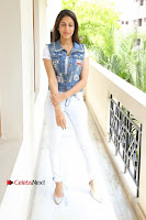 Telugu Actress Lavanya Tripathi Latest Pos in Denim Jeans and Jacket  0021.JPG
