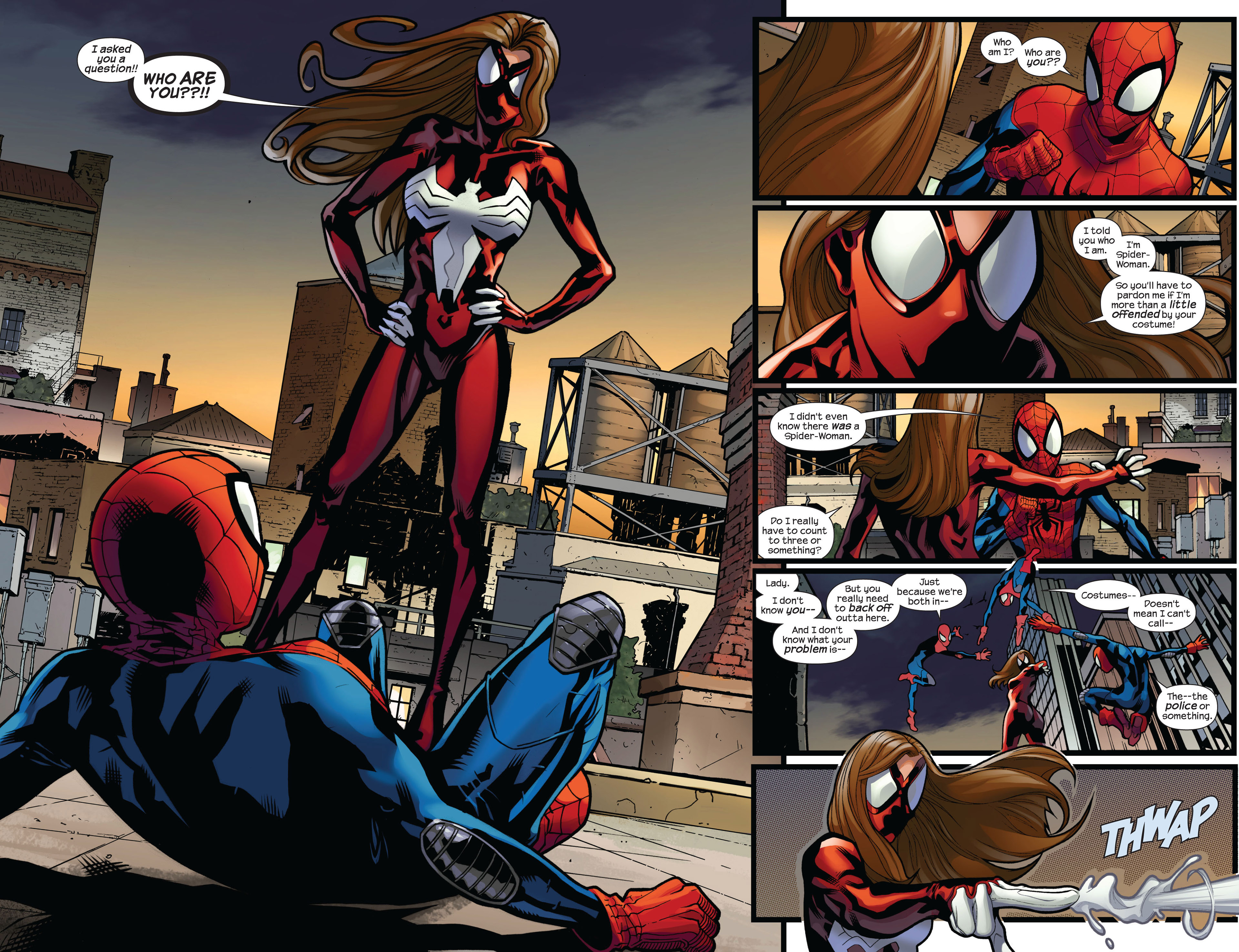 Read online Ultimate Comics Spider-Man (2011) comic -  Issue #5 - 3