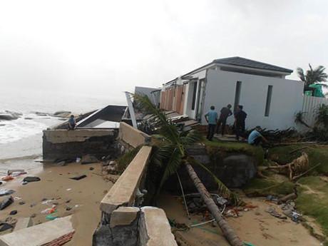 Những cơn bão tàn phá khủng khiếp nhất đổ bộ vào Việt Nam trong 10 năm qua