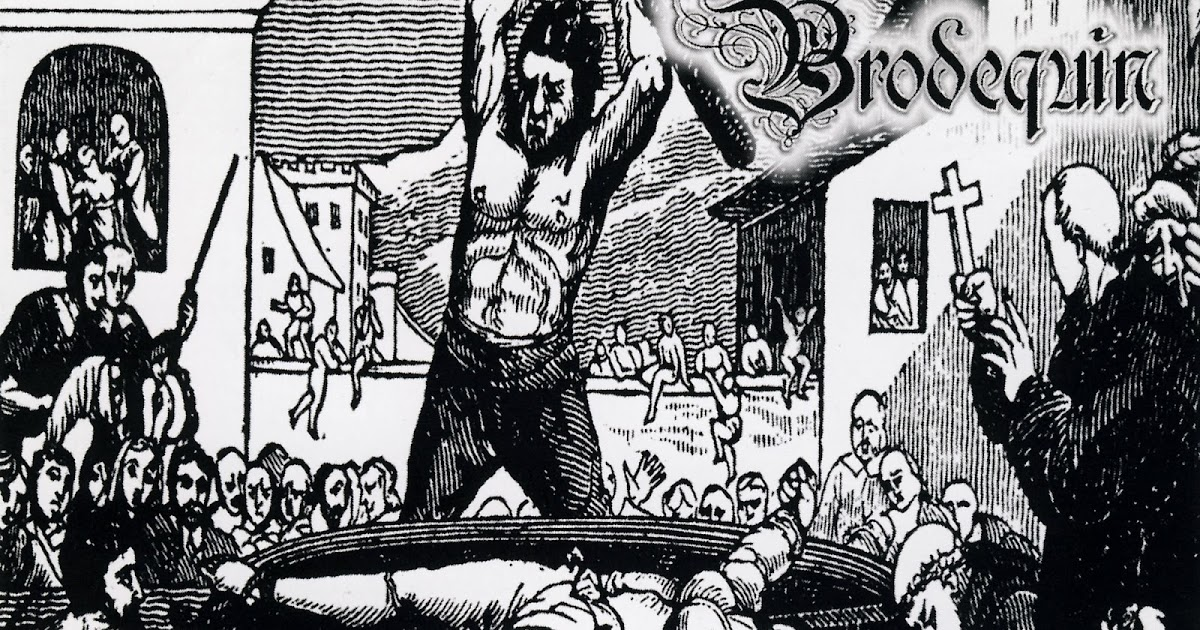 brodequin instruments of torture
