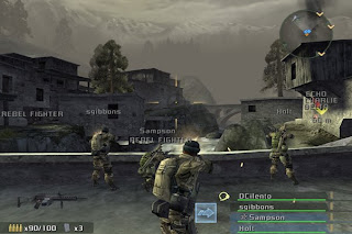 SOCOM U.S Navy SEALs (PS2) 2003