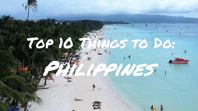 top 10 philippines boracay beach philippines