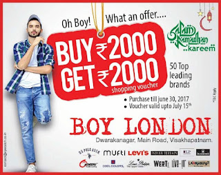 BOY LONDON VISAKHAPATNAM