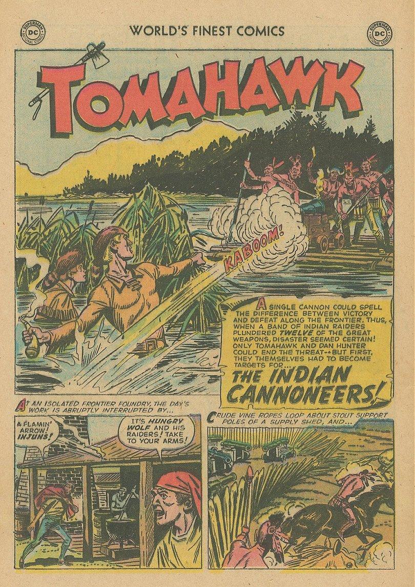 Read online World's Finest Comics comic -  Issue #92 - 28
