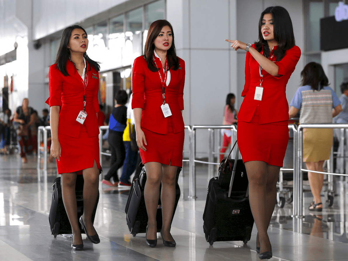 They're too sexy for flights, say Malaysian Members-of-Parliament.