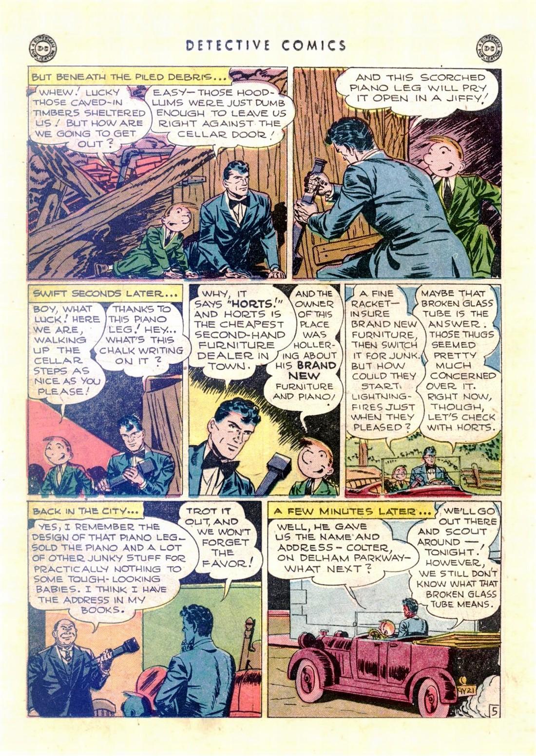 Read online Detective Comics (1937) comic -  Issue #103 - 20