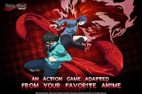 Tokyo Ghoul: Dark War Apk Free on Android Game Download