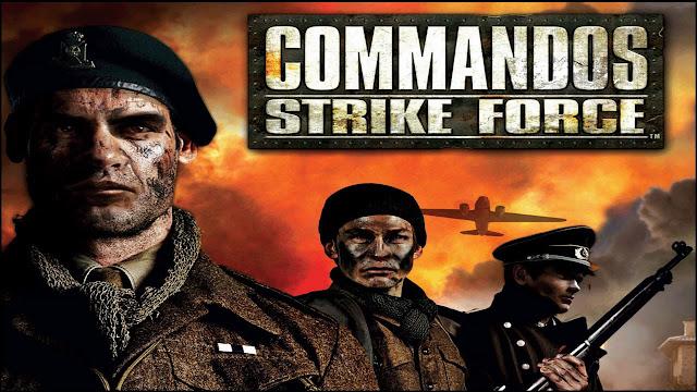 تحميل لعبة كوماندوز برابط مباشر للكمبيوتر والاندرويد كاملة الاجزاء download commandos free