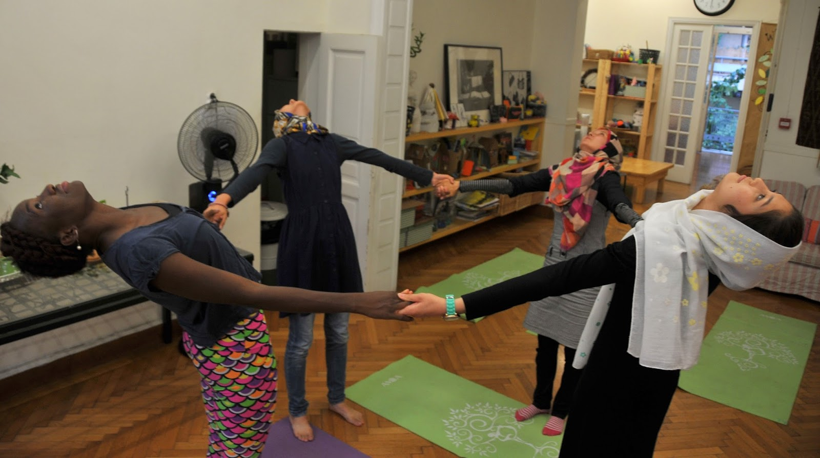 The Role Of Yoga In Healing Trauma >> Warrior Women Yoga For Healing Trauma And Survival Adeola Aderemi