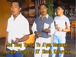 Lirik Lagu Toraja Patonganna'