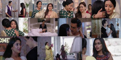 "Yeh Rishta Kya Kehlata Hai Episode 13th March 2019 Written Update   "" Naira Dreams About Kartik. """