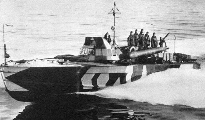 3 September 1940 worldwartwo.filminspector.com MAS Italian motor torpedo boat