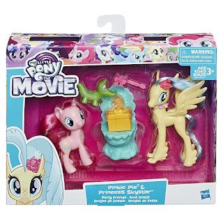 Pinkie Pie and Princess Skystar Brushable
