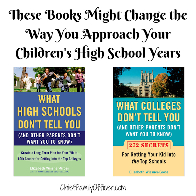 These Books Might Change the Way You Approach Your Children's High School Years