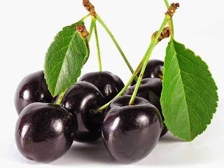 Black cherry fruit images wallpaper