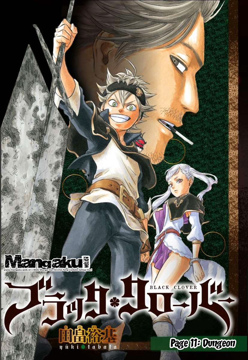 Black Clover Chapter 11 Bahasa Indonesia