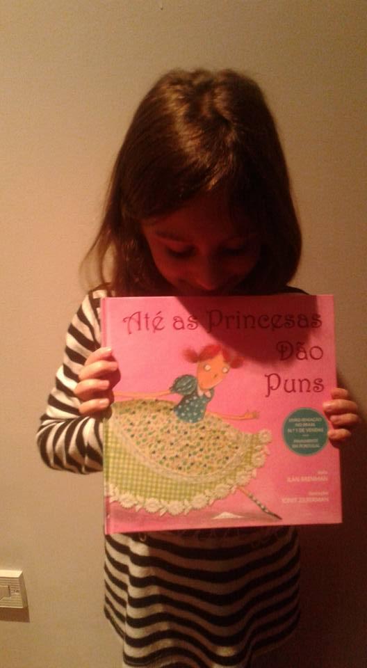 Até as Princesas dão Puns!