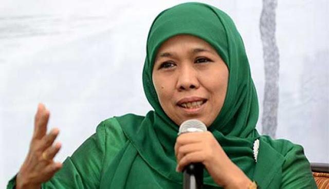 Khofifah Indar Parawansa, Gubernur Jawa Timur