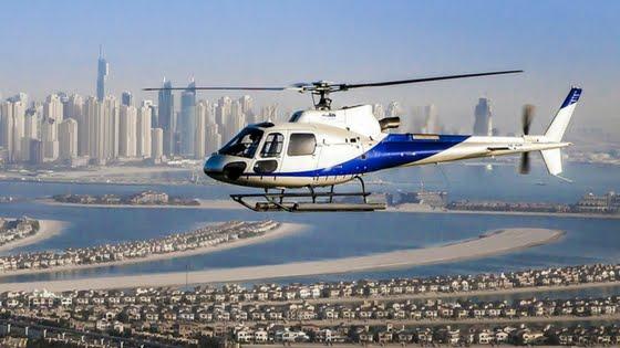 Helicopter-Ridei in-Dubai