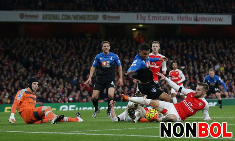 Cuplikan Gol Arsenal 1-2 Bournemouth | Liga Inggris Pekan 23