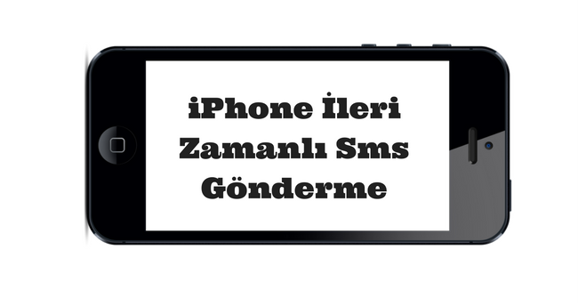 iphone otomatik mesaj