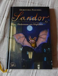 Kinderbuch über eine außergewöhnliche Freundschaft ab 6 Jahre: Dorothea Flechsig - Sandor. Fledermaus mit Köpfchen