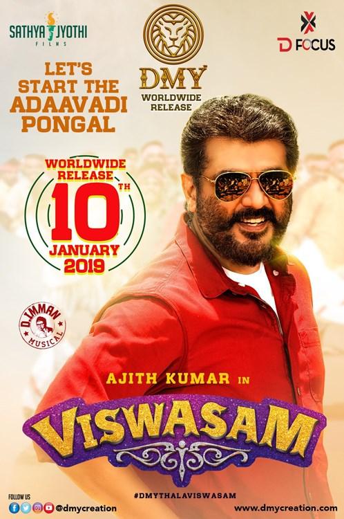 Review Filem Viswasam